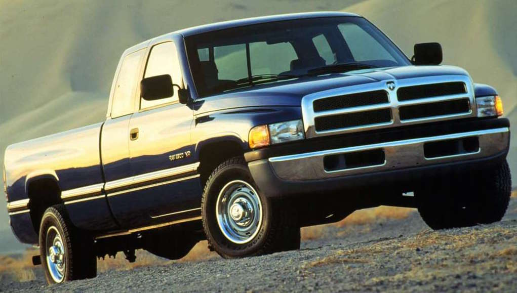 Pickup 1992-2008