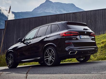 Nuovo! Tappetini per BMW X5 xDrive45e 2019->