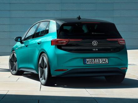 Nuovo! Tappetini per Volkswagen ID.3